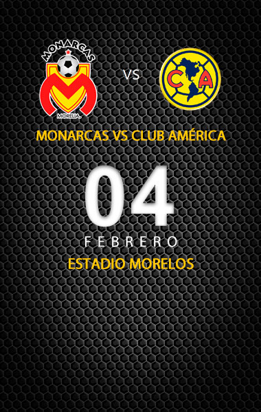 Monarcas vs Club América