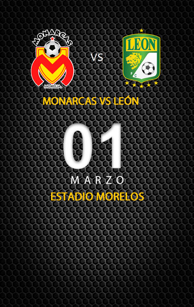 Monarcas vs León